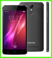 Смартфон Doogee HomTom HT27 (Black). Гарантия в Украине 1 год!