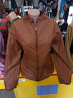 Куртка женская из экокожи MISS SHILLI