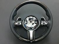Карбоновый руль BMW F30 F31 F32 F35 F15 X5 F16 X6 F20 M