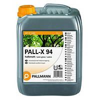 Pallmann Pall-X 94: лак для паркета на водной основе (Германия)