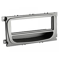 Рамка переходная 281114-37 Ford Mondeo/Focus/C-MAX/S-MAX/Galaxy (silver)