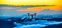 Квадрокоптеры, мультикоптеры-немного истории