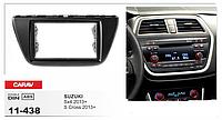 Рамка Carav 11-438 Suzuki S Cross/SX4 2013