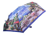Зонт женский облегченный компактный механический ZEST (ЗЕСТ) Z25515-1