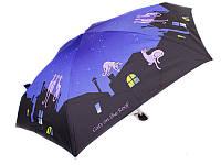 Складной зонт Zest Зонт женский облегченный компактный механический ZEST (ЗЕСТ) Z55516-1