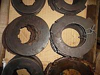 Диски 8-ми шлицевые фрикционного вала 1М63