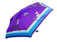 Складной зонт Zest Зонт женский облегченный компактный механический ZEST (ЗЕСТ) Z55516-10