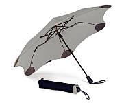 Противоштормовой зонт мужской полуавтомат BLUNT (БЛАНТ) Bl-xs-grey