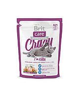 Brit Care Crazy I am Kitten корм для котят, 400 г