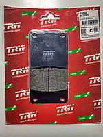 Комплект тормозных колодок TRW-LUCAS MCB 591, фото 1