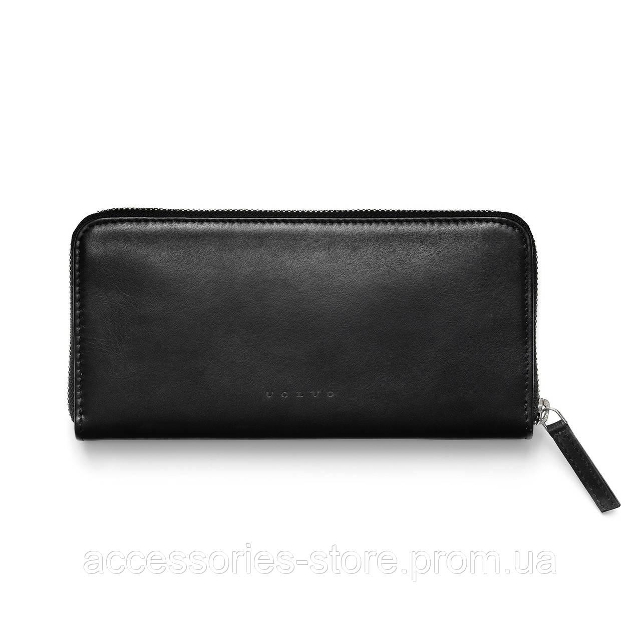 Кожаный кошелек Volvo Leather Travel Wallet