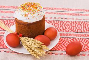 Щиро вітаємо вас із прийдешнім святом Великодня!