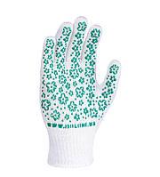 Рабочие перчатки трикотажные с ПВХ 10 класс Doloni 620