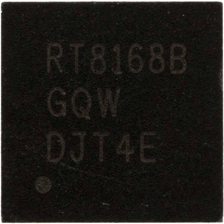 RT8168BGQW. Новый. Оригинал.