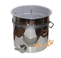 Бак для фасовки меда 55 л. (отстойник для меда), фото 1