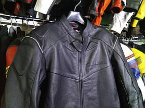 Мотокуртка бу кожа Gericke, фото 2