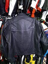 Мотокуртка бу кожа Gericke, фото 3