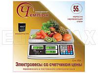 Электронные весы Чемпiон 55кг CH-701