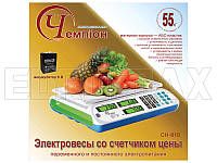 Электронные весы Чемпiон 55кг CH-810