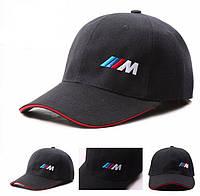 Мужская стильная кепка BMW M бейсболка