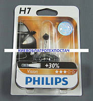 Авто лампа PHILIPS PR 12972 +30 галоген