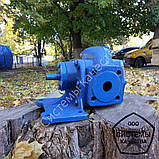 Насос НМШ 12-25-10/10Б. Масляний шестерневий бронзовий, фото 3