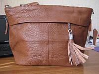 Женская кожаная сумочка, фото 1