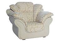"""Стильный диван """"Ginger"""" (Джинджер). (225 см) Кресло (130 см), Не раскладной, ткань"""