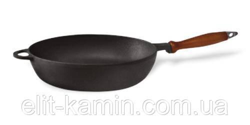 Сковорода-сотейник с ручкой ( d=260мм, h=60мм)