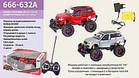 Машина-джип Range Rover, аккумул, р/у,  двери откр с пульта, 666-632A.