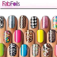 Набор для дизайна ногтей Fab Foils (Фаб Фолс)!Опт, фото 2