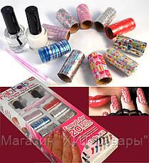 Набор для дизайна ногтей Fab Foils (Фаб Фолс)!Опт, фото 3