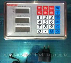Весы торговые электронные ACS 100 KG, 30*40 с металлической головой, фото 3