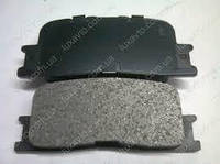 Колодки тормозные передние Chery Amulet A11 3501080