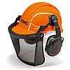 Защитный шлем Stihl Funtion Basic с сеткой и наушниками