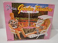 Набор мебели для кукол «Отдых на природе» | «Gloria»