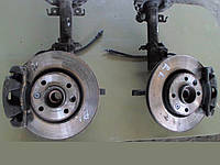 Тормозной диск задний с подшипником (левый, правый) Рено Кенго Renault Kangoo ІІ 2008-2012