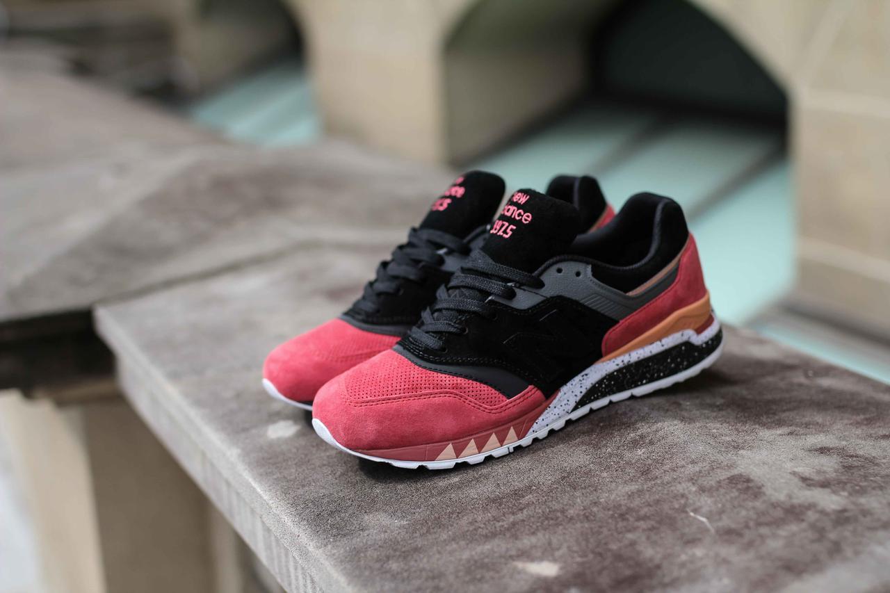 separation shoes 42341 0e48e Кроссовки New Balance 997.5 Tassie Tiger