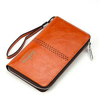 Кошелек Baellerry Leather ( light brown)