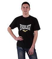 Мужская футболка Everlast черная