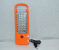 Аккумуляторный светильник (LED), габаритные размеры мм (высота * ширина * глубина), 245 х 85 х 45 мм.