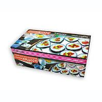 Набор для приготовления суши 5 в 1 Мидори - 5000587 - приготовить суши дома, набор для суши, приготовление суши в домашних условиях, приготовить