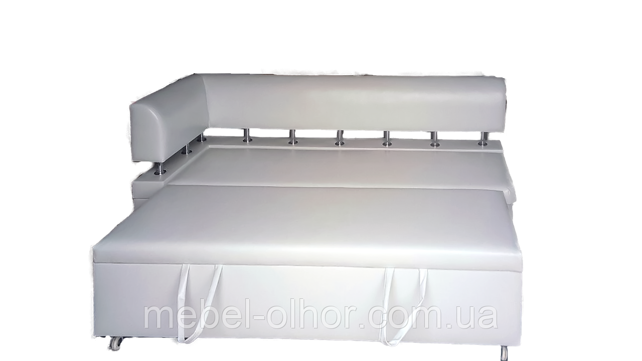 Кухонный угол Скиф -6-(180/60)+спальное место