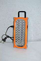 Аккумуляторный светильник (LED), габаритные размеры мм (высота * ширина * глубина) 190/95/50