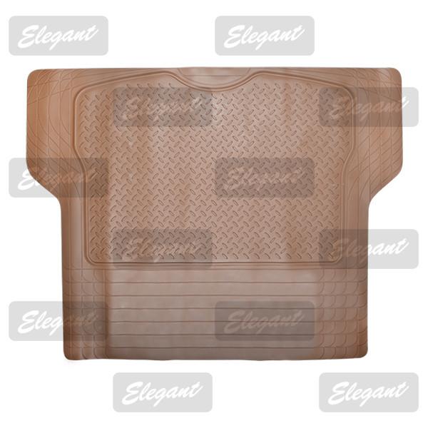 Универсальные резиновые коврики в багажник