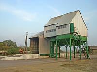 Реконструкция зерноочистительных комплексов ЗАВ-10, 20, 40