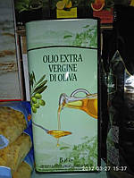 Масло оливковое Ambrosio (Италия) 5 литров