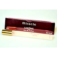 Мини парфюм Lancome Miracle Pour Femme (Миракл от Ланком) 15 мл.