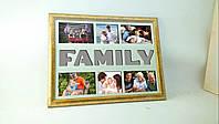 Фоторамка А А3 FAMILY 1