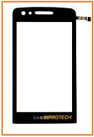 Сенсор (тачскрин) Samsung M8800 Pixon Black Original